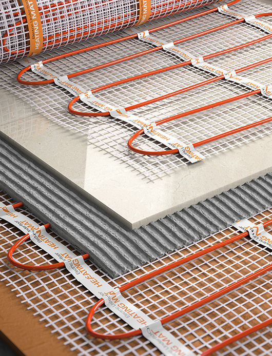 Underfloor Heating Cables