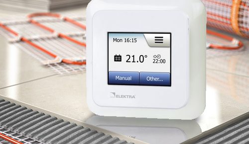 Underfloor Heating Temperature Controls